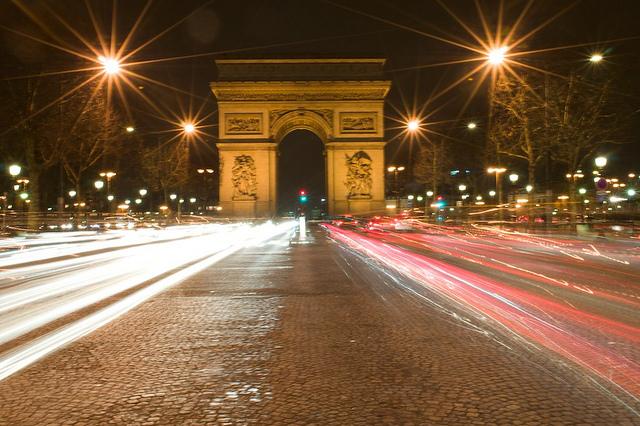 Paris-Arc-De-Triomphe
