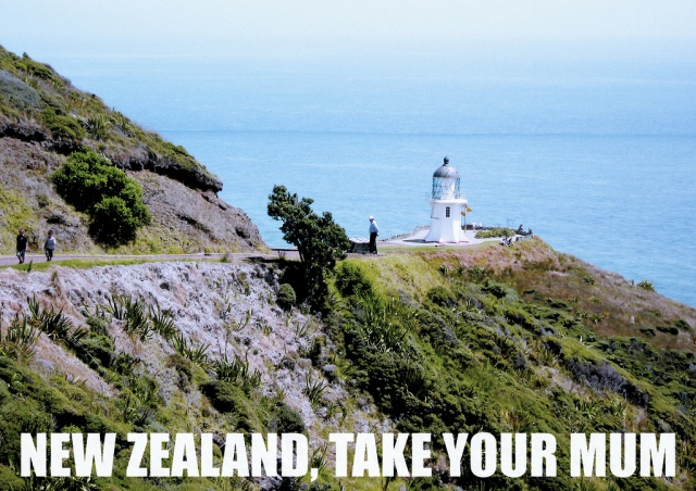 New Zealand Take Your Mum