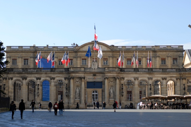 Bordeaux - Town Hall