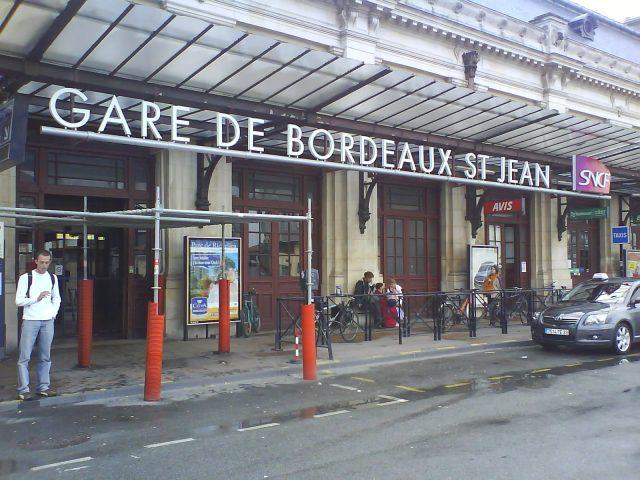 Gare St-Jean, Bordeaux