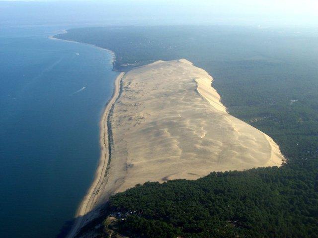 Pyla, one big dune