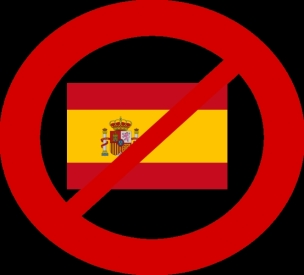 Spain is no go