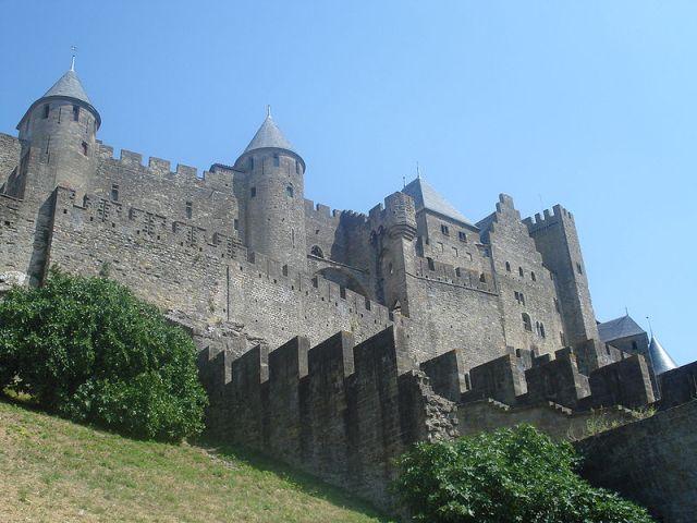 Carcassonne again