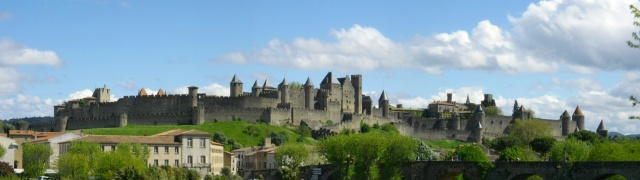 Carcassonne! (on a good day)