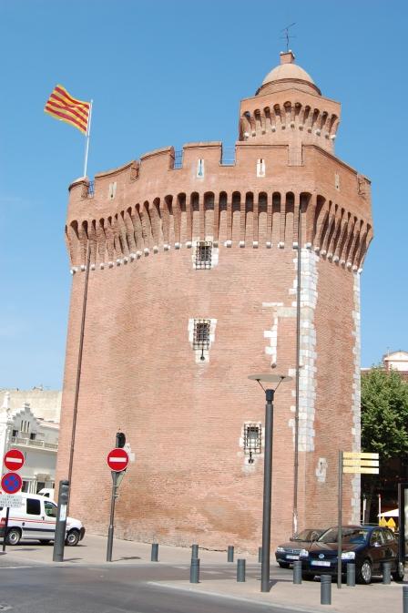 Le Castillet, Perpignan