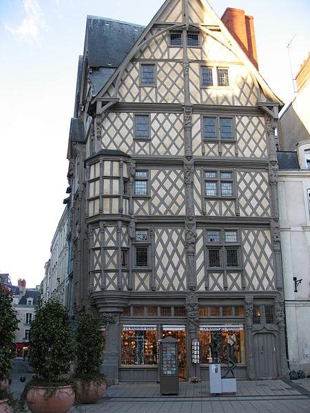 Maison d'Adam, Angers