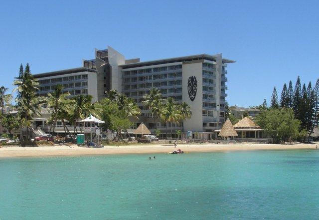 Not a bad spot - Noumea, New Caledonia
