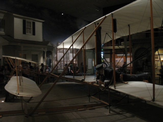 The Real Wright Brothers' Flyer